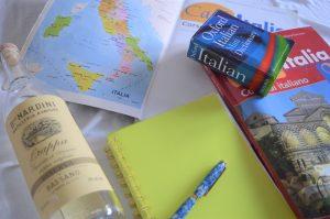 Learning Italian