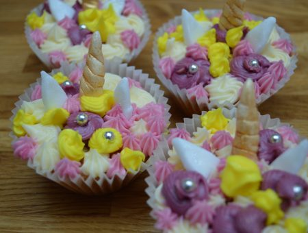 Party Unicorn Cakes