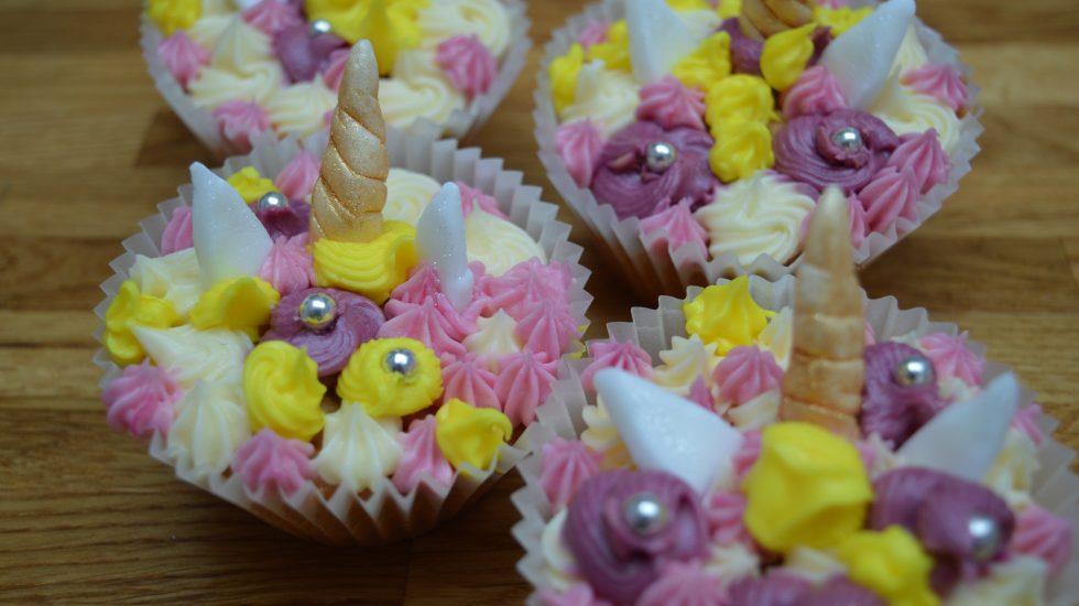 Party Unicorn Cakes