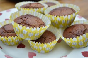 carb and sugar free chocolate cupcakes