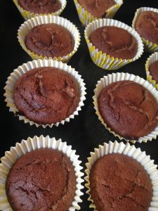 no added sugar or carb cupcakes