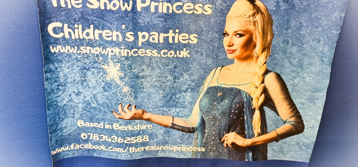 The Snow Princess Parties