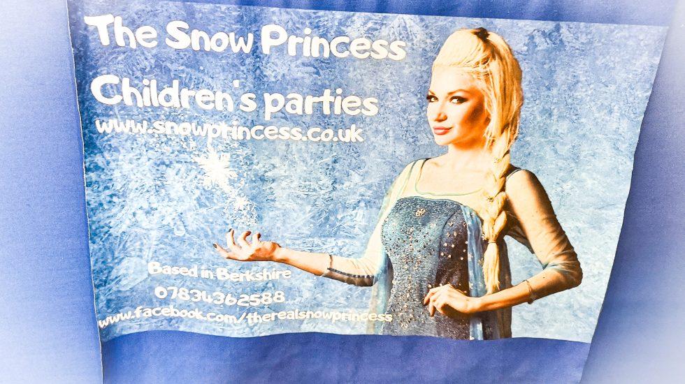 The Snow Princess