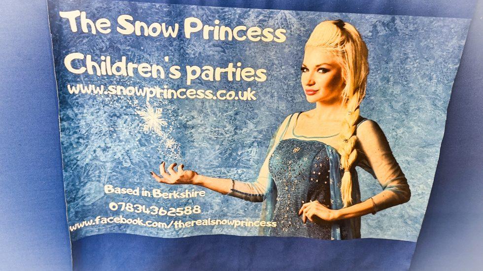 The Snow Princess Parties