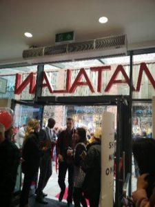Opening of Matalan, Lexicon Bracknell