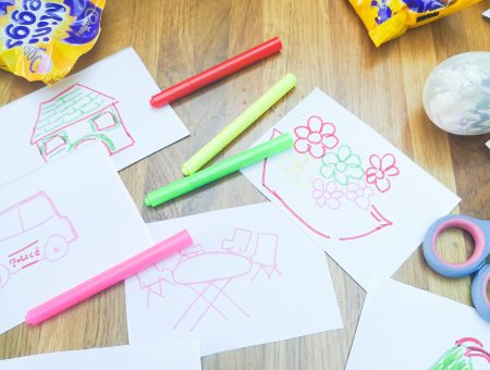Easter Egg Hunt for Preschoolers