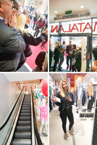 Bracknell Lexicon Matalan Opening Day