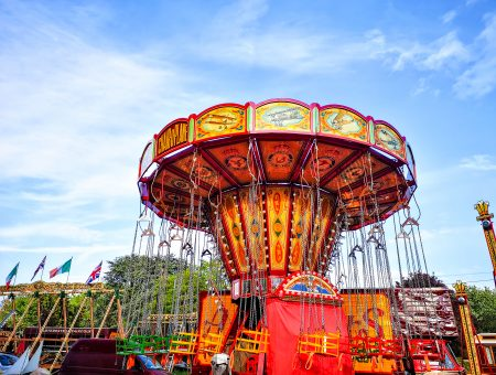 Carters Steam Fair, Maidenhead