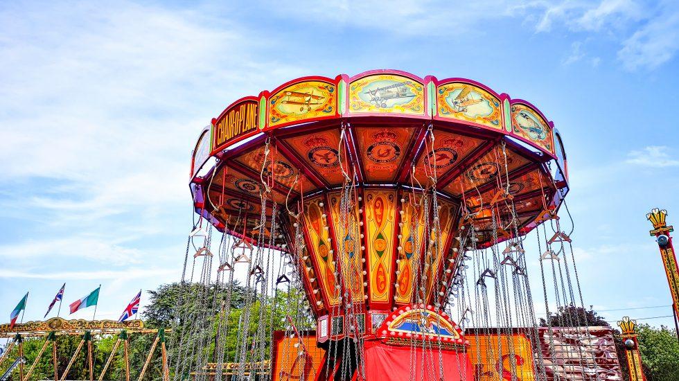 Carters Steam Fair, Maidenhead