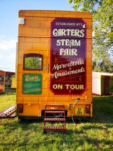 Steam Fair in Maidenhead