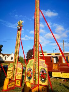 Strikers at The Carters Steam Fair
