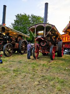Carters Steam Fair Traction Engine
