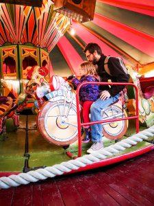 Jungle Thriller Ark at Carters Steam Fair