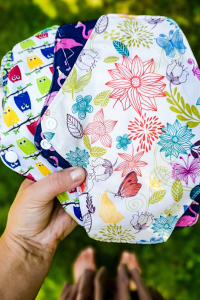 Reusable Cloth Sanitary Pads