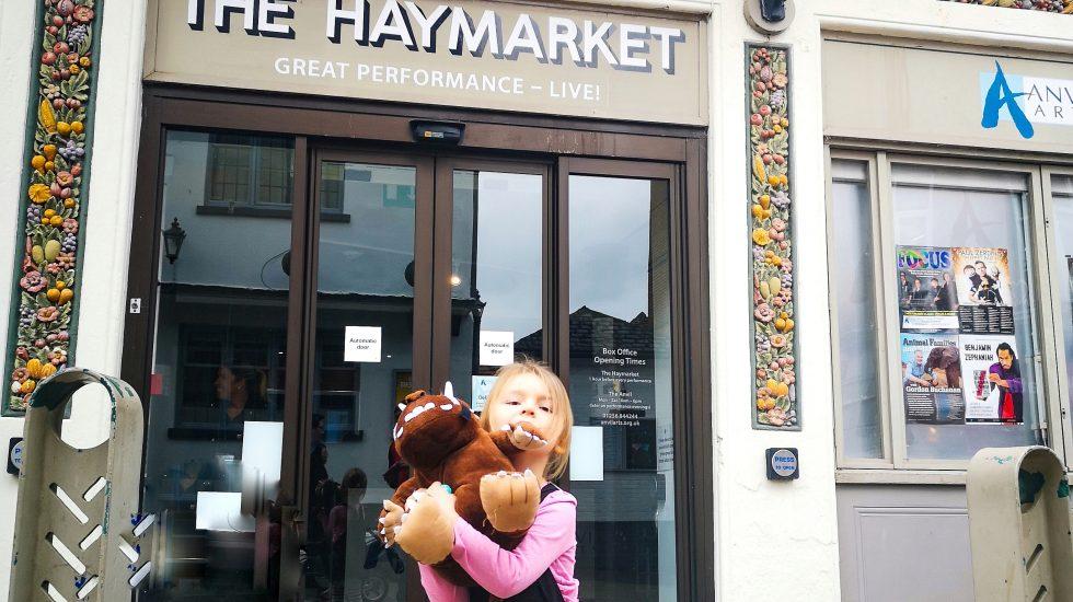 Anvil Arts, The Haymarket