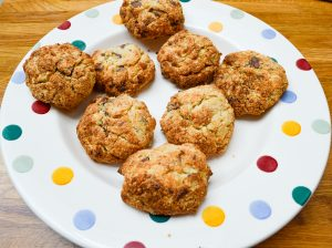Alternatives to Carbs, Almond Flour Cookies