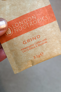 London Nootropic Grind Apaptogenic coffee
