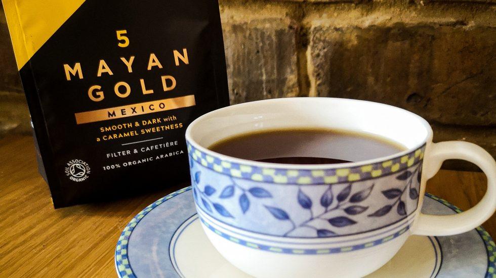 cafedirect mayan gold coffee