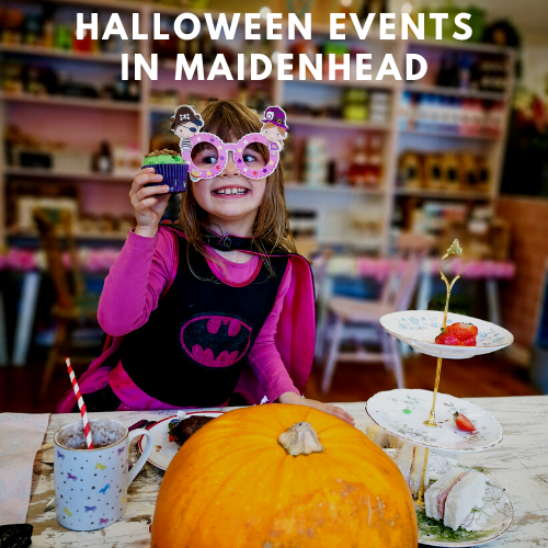 halloween events in maidenhead berkshire 2021